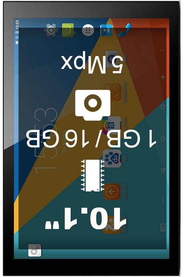 Teclast X10 3G MT6580 tablet