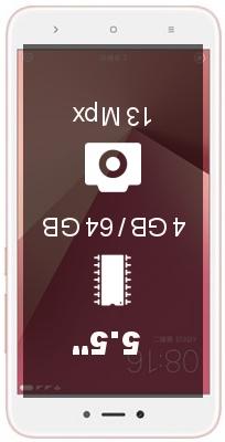 Xiaomi Redmi Note 5A Prime 4GB 64GB smartphone