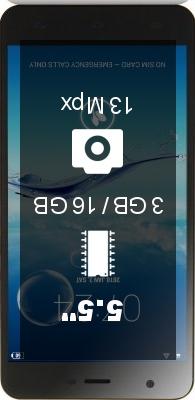 Jiayu S3 Plus smartphone