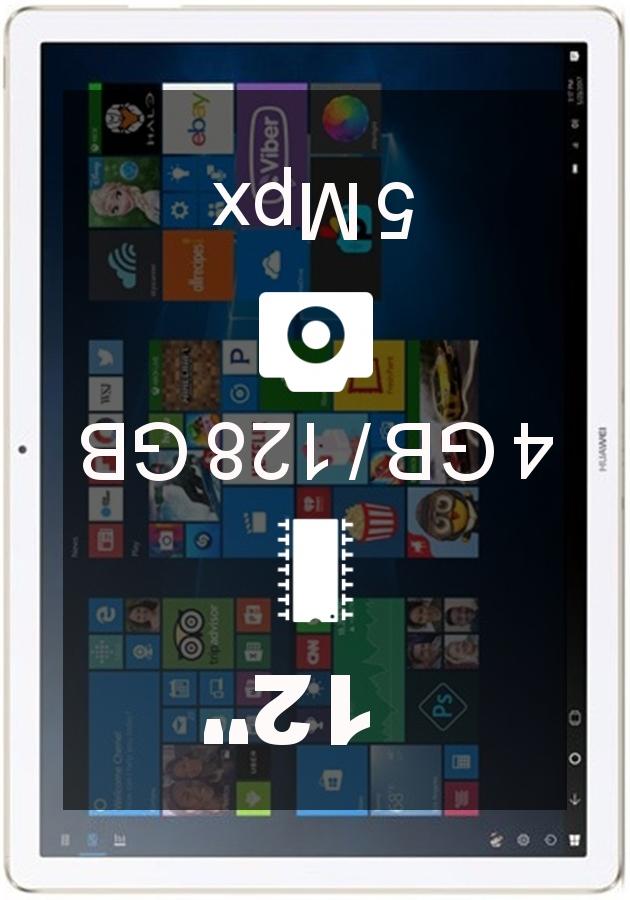 Huawei MateBook E BL-W19 tablet