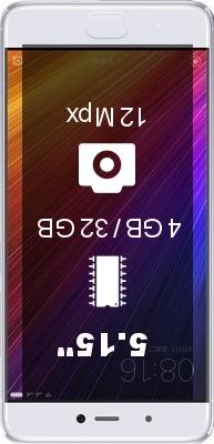 Xiaomi Mi5s 4GB 32GB smartphone
