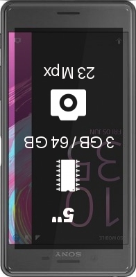 SONY Xperia X Performance 3GB-32GB smartphone