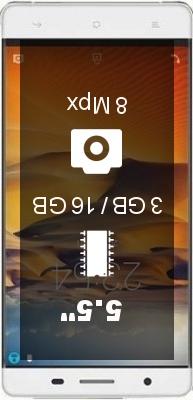 Cubot S550 3GB Pro smartphone