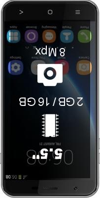 OUKITEL U7 Plus smartphone