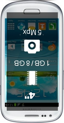 Samsung Galaxy S3 mini 8GB smartphone