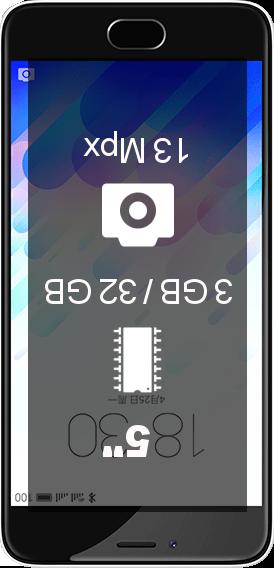 MEIZU M3s 3GB 32GB smartphone