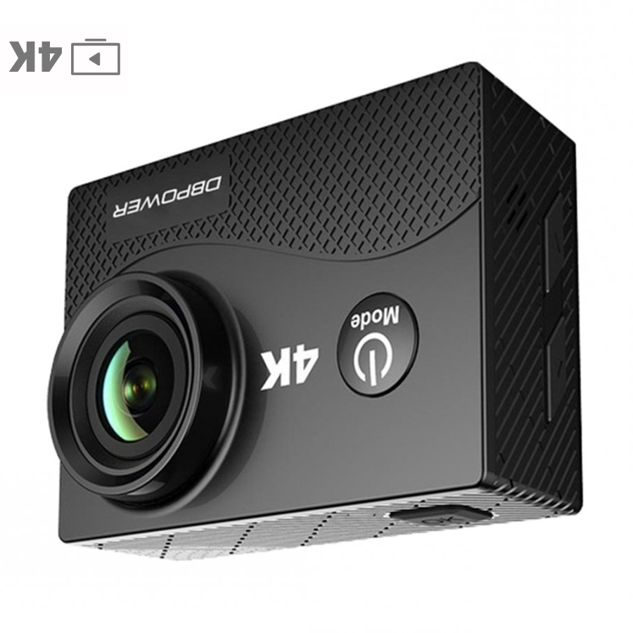 DBPOWER Q8 action camera