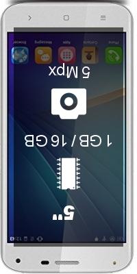 Landvo S7 1GB 16GB smartphone