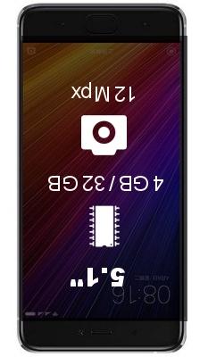 Xiaomi MI 6 4GB 32GB smartphone