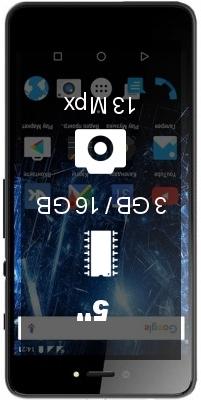 Highscreen Razar Pro smartphone