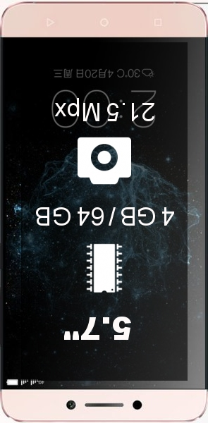LeEco (LeTV) Le Max 2 X820 4GB 64GB smartphone