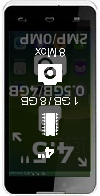 Tengda Z6 Plus smartphone
