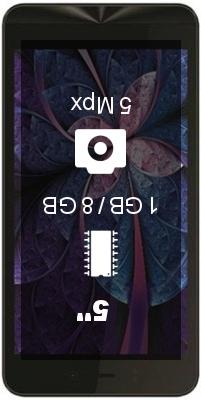 Intex Aqua Ring smartphone
