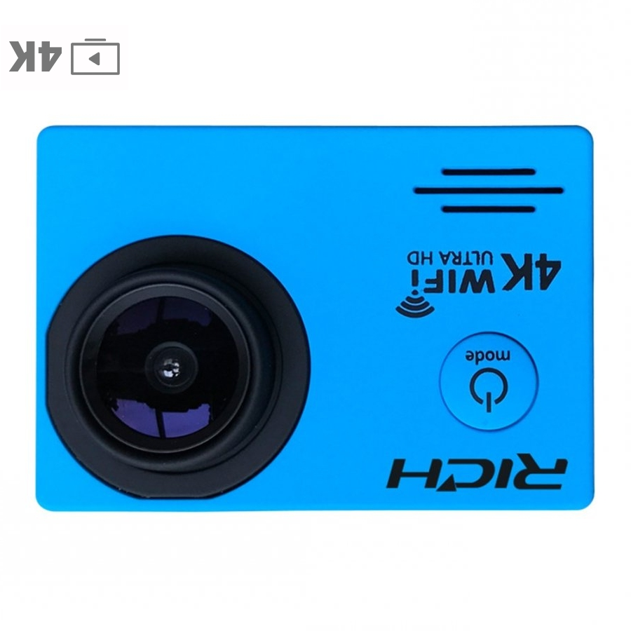 RIch j7000 action camera