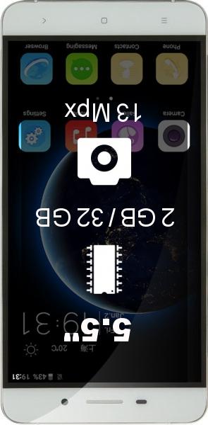 Uimi U6 smartphone