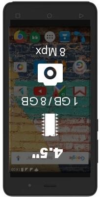 Archos 45b Neon smartphone