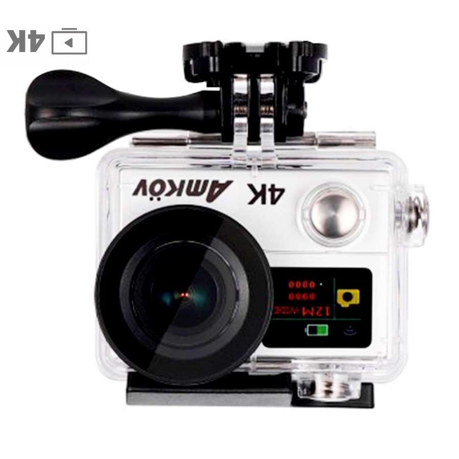 Amkov AMK - H3 action camera