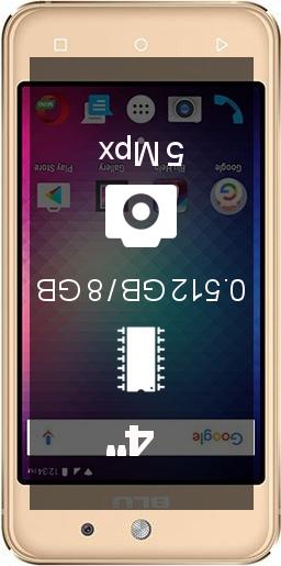 BLU Vivo 5 Mini smartphone