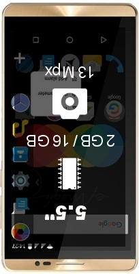 Allview P8 eMagic smartphone