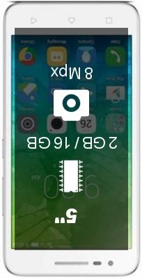 Lenovo Vibe C2 Power smartphone
