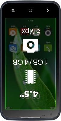 Amoi N850 smartphone