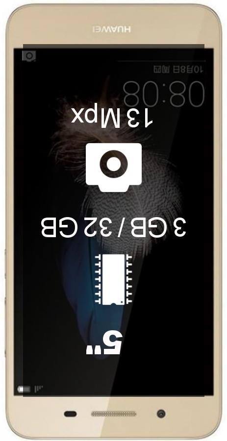 Huawei Enjoy 6s smartphone