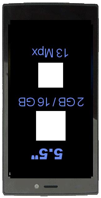 QMobile Noir Z8 Plus smartphone