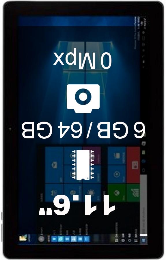 Jumper EZpad 6 PRO 6GB tablet