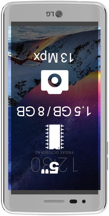 LG K8 (2017) K350 Dual 8GB smartphone