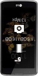 LG K8 (2017) K350 Dual 16GB smartphone