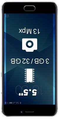 MEIZU M5 note3GB 32GB smartphone