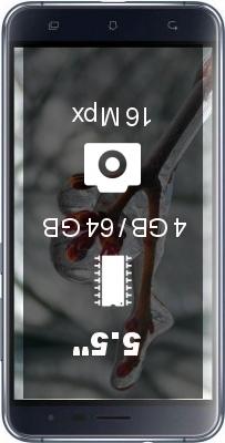 ASUS ZenFone 3 ZE552KL TW 4GB 64GB smartphone