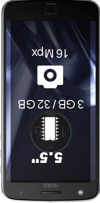 Lenovo Moto Z Play 32GB Dual SIM smartphone