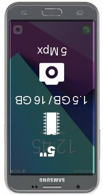 Samsung Galaxy J3 (2017) 1.5GB 16GB smartphone