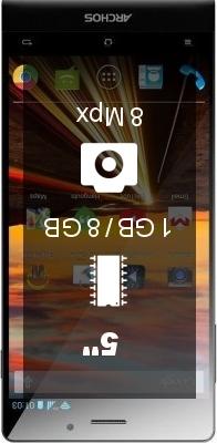 Archos 50c Oxygen smartphone