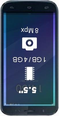 Dakele L1 smartphone