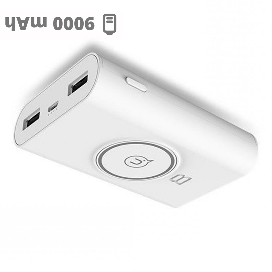 USAMS Wireless Charge + power bank