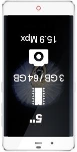 ZTE Nubia My Prague S smartphone