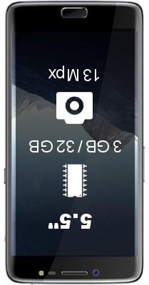 Siswoo R2 Phantom smartphone
