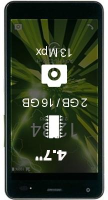 Kyocera miraie f KYV39 smartphone