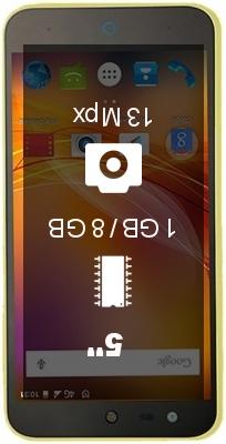 ZTE Blade X5 smartphone
