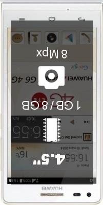 Huawei Ascend G6 4G smartphone