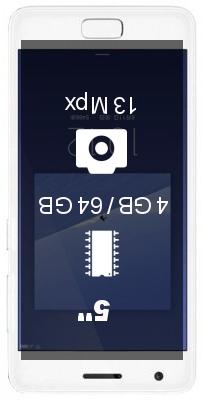 Zuk Z2 4GB 64GB smartphone