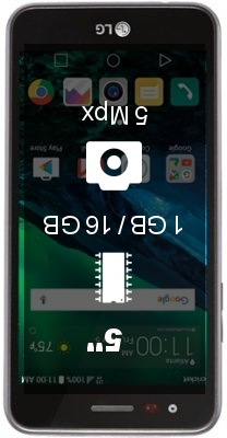 LG Fortune smartphone