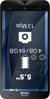ASUS ZenFone 2 ZE551ML WW 4GB 64GB 2Ghz Deluxe smartphone