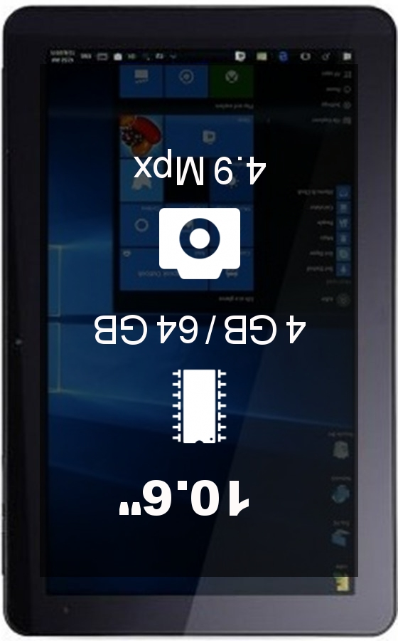 Cube i7 Stylus 128GB tablet