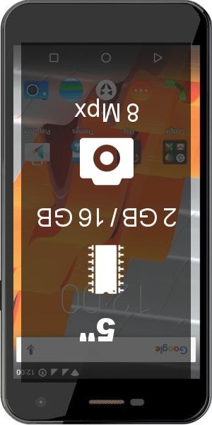 Wileyfox Spark 2GB 16GB smartphone