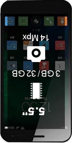 Zopo ZP999 3GB 32GB smartphone