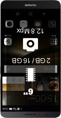 Huawei Ascend Mate7 2GB 16GB Dual SIM smartphone