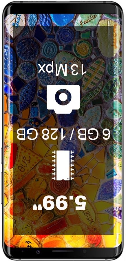 Elephone U Pro 6GB 128GB smartphone
